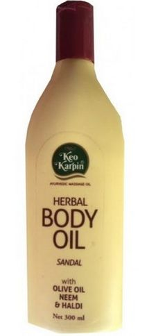 <b>KEO KARPIN</B><BR>BODY OIL<BR>OLIVE OIL AND NEEM - 200ML